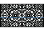 Decorative Screen Pattern 24