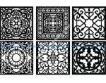 Decorative Screen Pattern 26