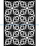Decorative Screen Pattern 27