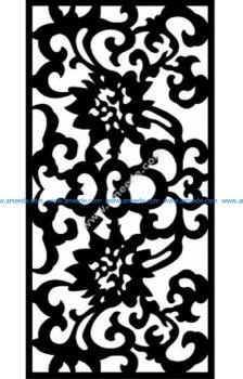 Decorative Screen Pattern 29