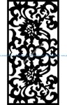Decorative Screen Pattern 29