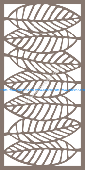 Decorative Screen Pattern 3