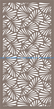 Decorative Screen Pattern 4