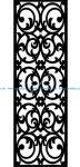 Decorative Screen Pattern 45