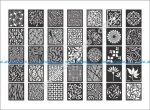 Decorative Screen Patterns