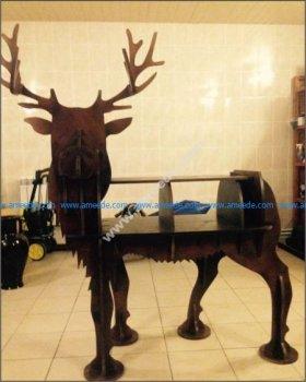 Deer Shaped Shelf