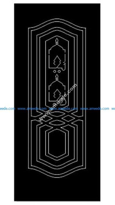 Door model 6