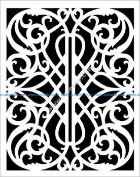 Panel Pattern