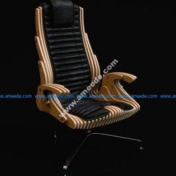 Parametric Office Chair