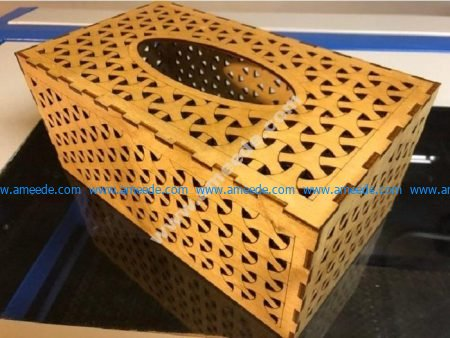 Tissue Box Weave