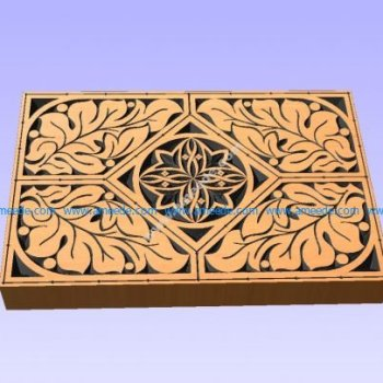 decorate dxf file