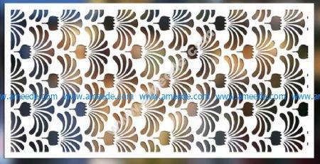 Chrysanthemum pattern