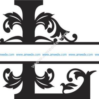 Regal Split Font L