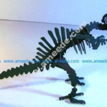 Spinosaurus Dinosaur 3D Puzzle