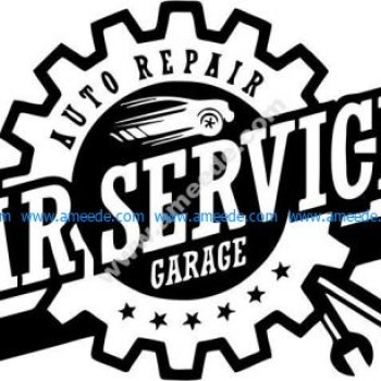 Car garage repair