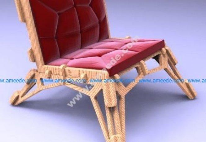 Chair Sofa 20mm