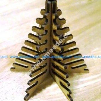 Decorative Wooden Tree