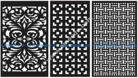 Grille Pattern Designs