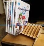 Laser Cut DVD Storage Rack