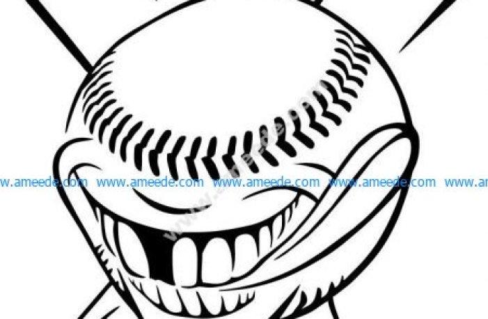 National baseball team icon