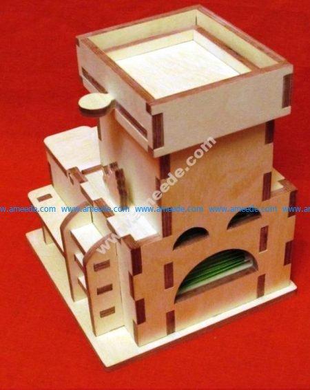 Wooden Tea House