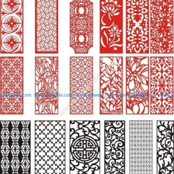 free DXF files for CNC router