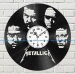 Metallica Wall Clock