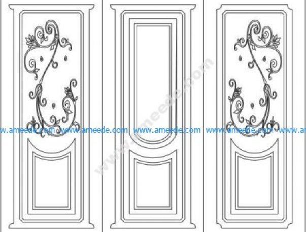 Arabian style door