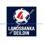 Download the Landsbankadeild logo vector file