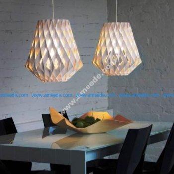 Hanging Lamp Template