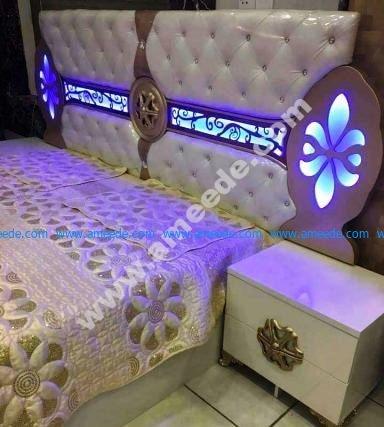 New model bed in dubai