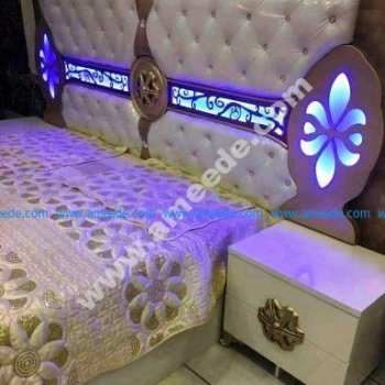 New model bed in dubai