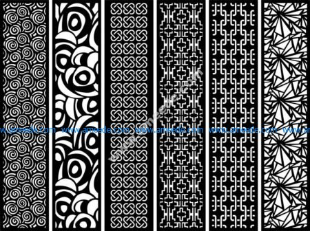Screens Patterns
