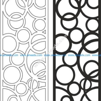 Wooden Separator pattern