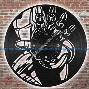 ironman clock