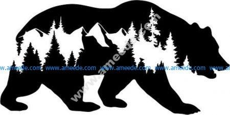 Panel Bear