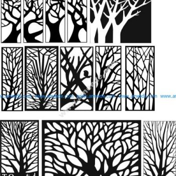 tree partition