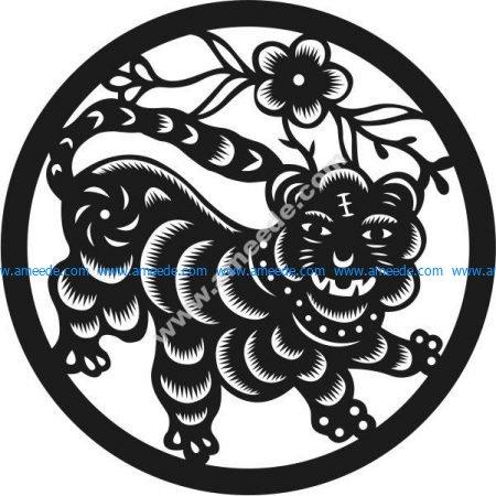 tiger – the third zodiac
