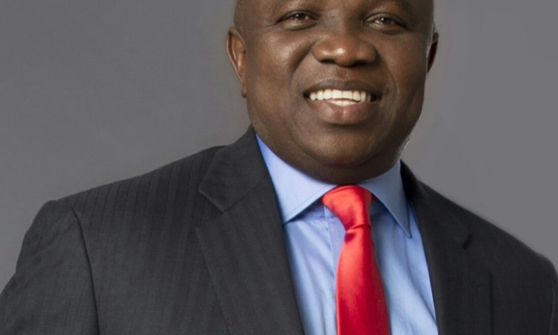 Ambode presents N813bn 2017 Appropriation Bill to lawmakers