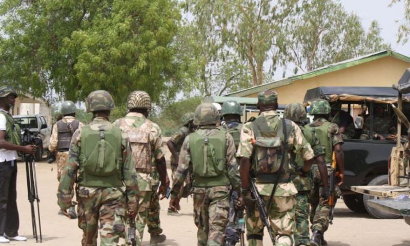 Three suicide bombers killed at military outpost