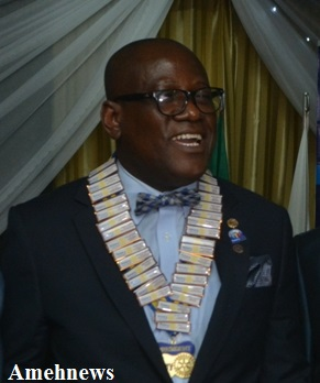 Asiodu says Adopts Rotary's Four Way Test 'Can Save Nigeria'