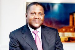 Give 1% profit to health sector, Dangote tells firms