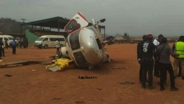 AIB Attributes helicopter crash involved Vice President Osinbajo to a heavy brownout