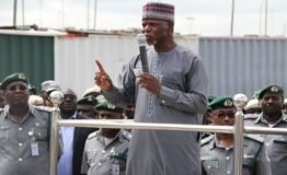 Ali says Seme Border is to improve trade between Nigeria and the Republic of Benin