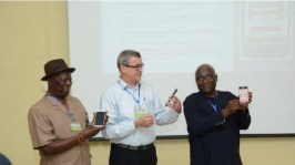 IITA sets to boost food production, unveils Weeds Mobile App control