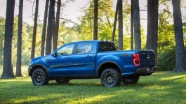 Ford unveils Sporty Ranger FX2 Package