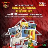 DStv and GOtv Customers to Win ALL BBNaijaPepper DemFurniture or N1m Cash Prize this Week!