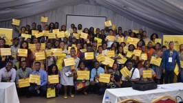 MTN Foundation organized two-day training for 500 participants of business owners and ICT enthusiasts in Port Harcourt