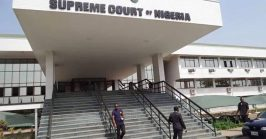 Supreme Court halts proceedings over justice's ill-health