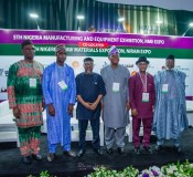 Perm Sec Solicits Patronages of Science & Technology Research Results, Products and Services